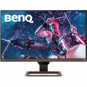 BenQ EW2780U 27 Inch IPS Monitor - Metallic Grey
