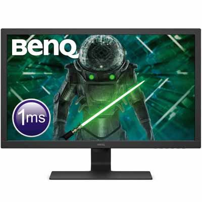 Image of BenQ GL2780E 27 Inch Monitor - Black