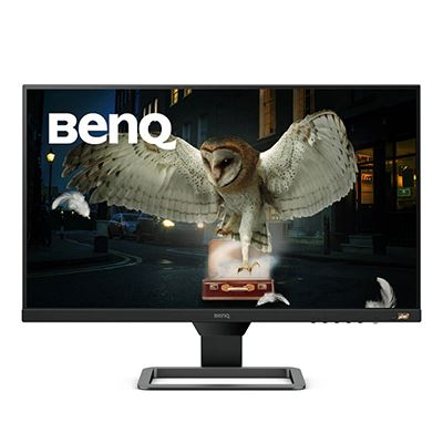 Image of BenQ EW2780 27 Inch IPS Monitor - Metallic Grey