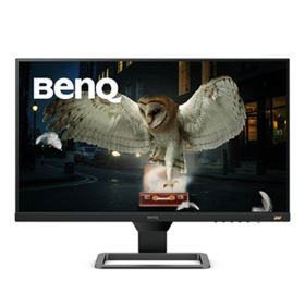 BenQ EW2780 27 Inch IPS Monitor - Metallic Grey