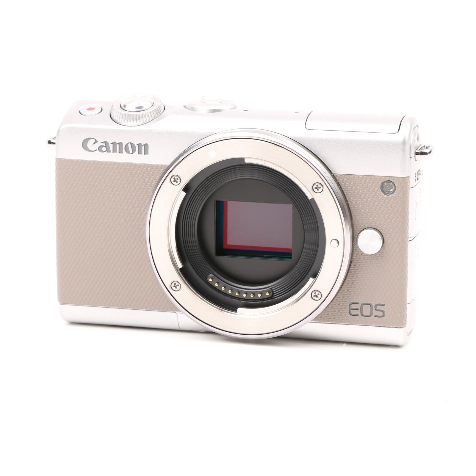 Image of Used Canon EOS M100 Digital Camera Body Silver