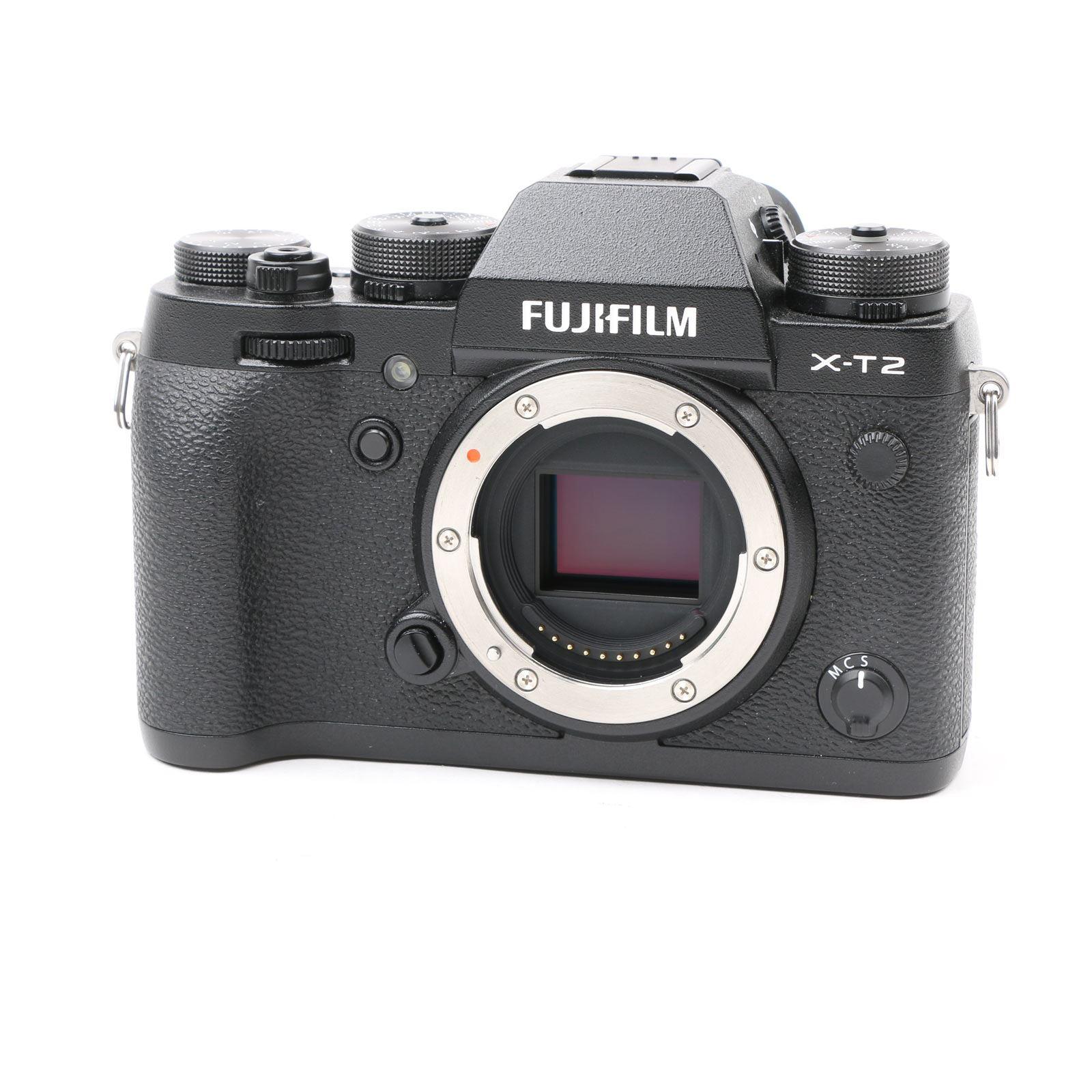 Image of Used Fujifilm X-T2 Digital Camera Body