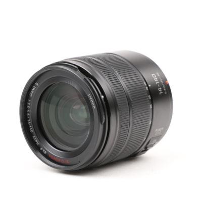 Used Panasonic 14-140mm f3.5-5.6 II G Vario ASPH Power OIS Micro Four Thirds Lens