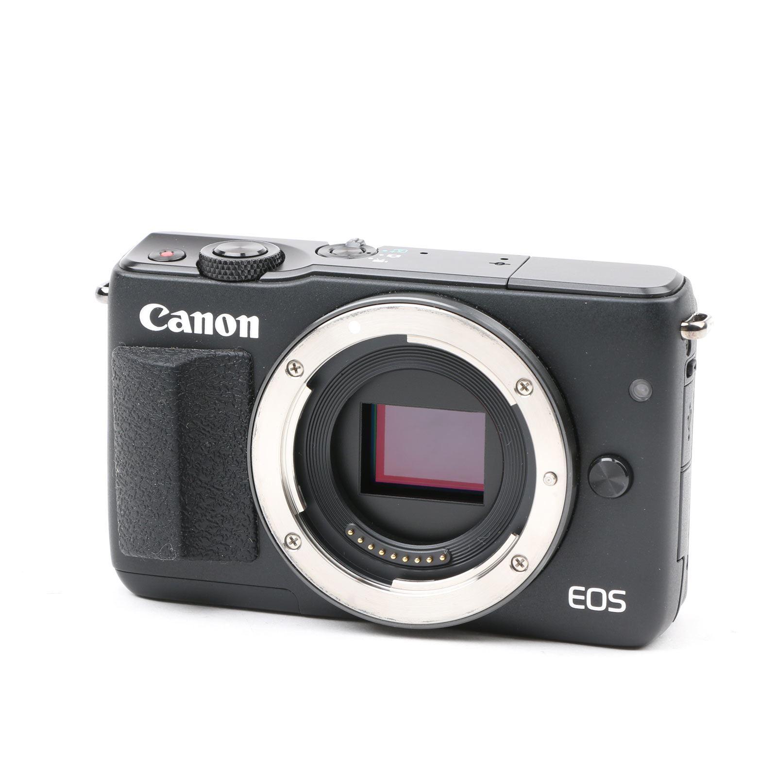 Image of Used Canon EOS M10 Digital Camera Body - Black