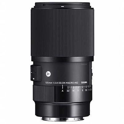 Image of Sigma 105mm f2.8 Macro DG DN Art Lens - L-Mount