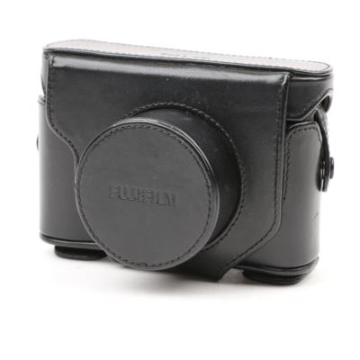 Used Fujifilm LC-X10 Leather Case