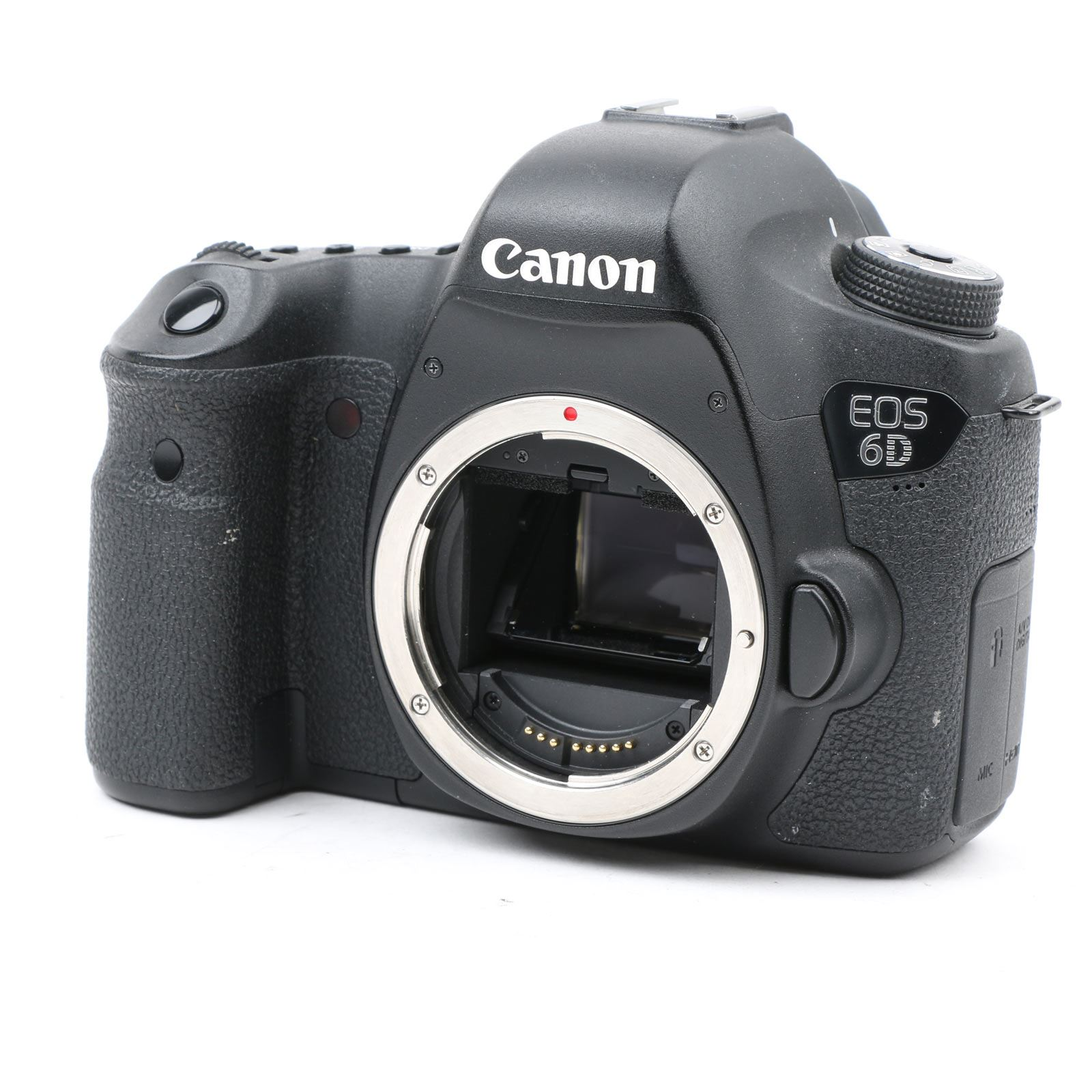 Image of Used Canon EOS 6D Digital SLR Camera Body