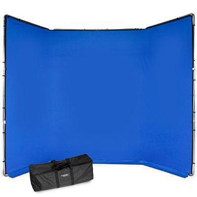 Manfrotto Chroma Key FX Background - Blue