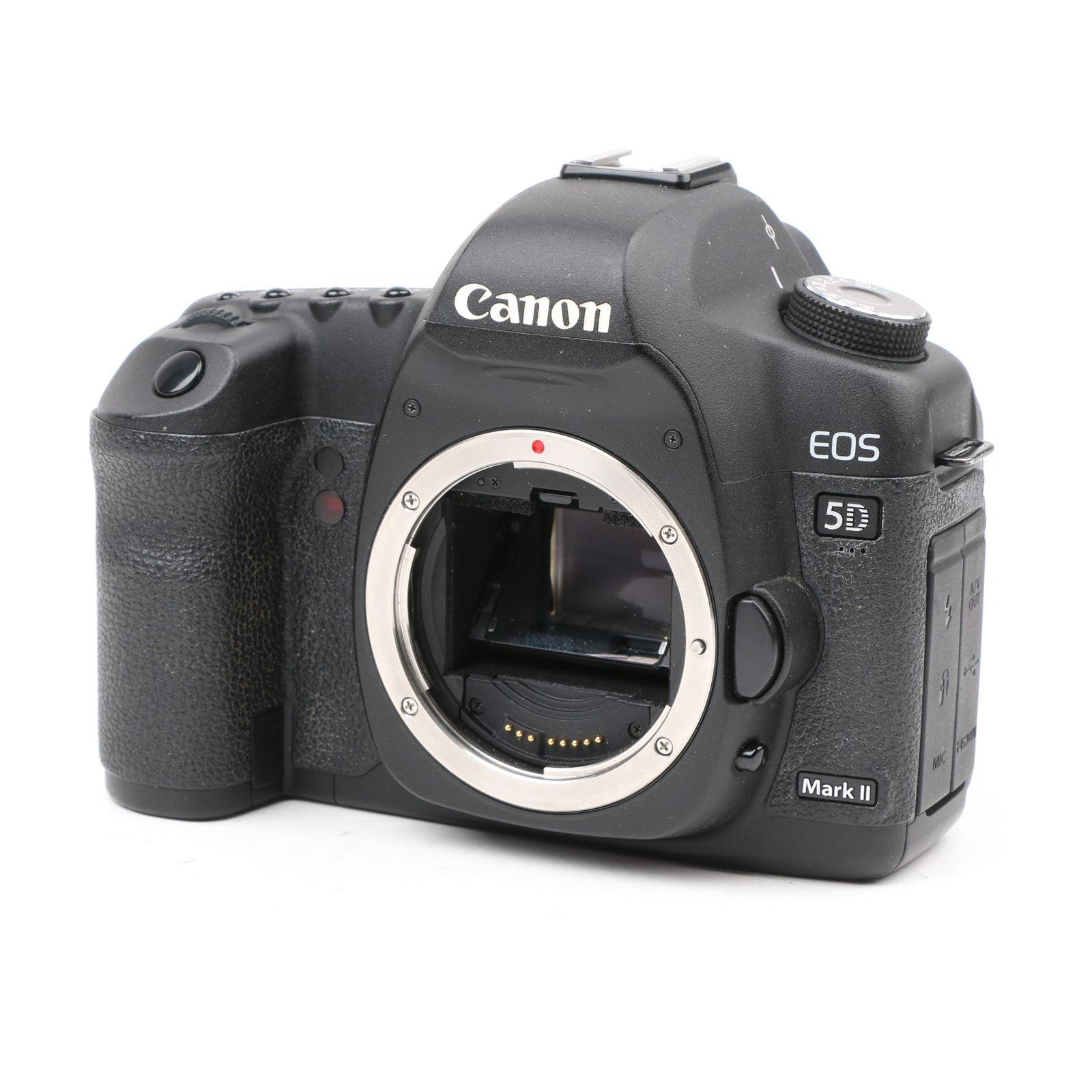 Image of Used Canon EOS 5D Mark II Digital SLR Camera Body