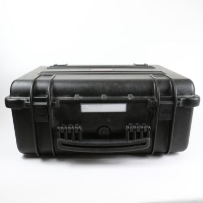 Used Calumet WT2175 Water Tight Hard Case - Black