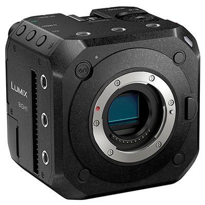 Image of Panasonic DC-BGH1E Professional Camcorder