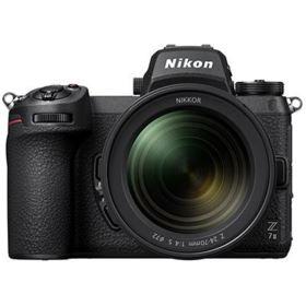 Nikon Z7 II Digital Camera with 24-70mm f4 Lens