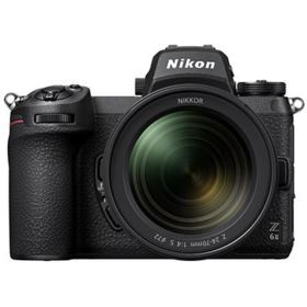 Nikon Z6 II Digital Camera with 24-70mm f4 Lens