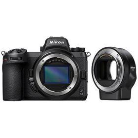 Nikon Z6 II Digital Camera with FTZ Mount Adapter