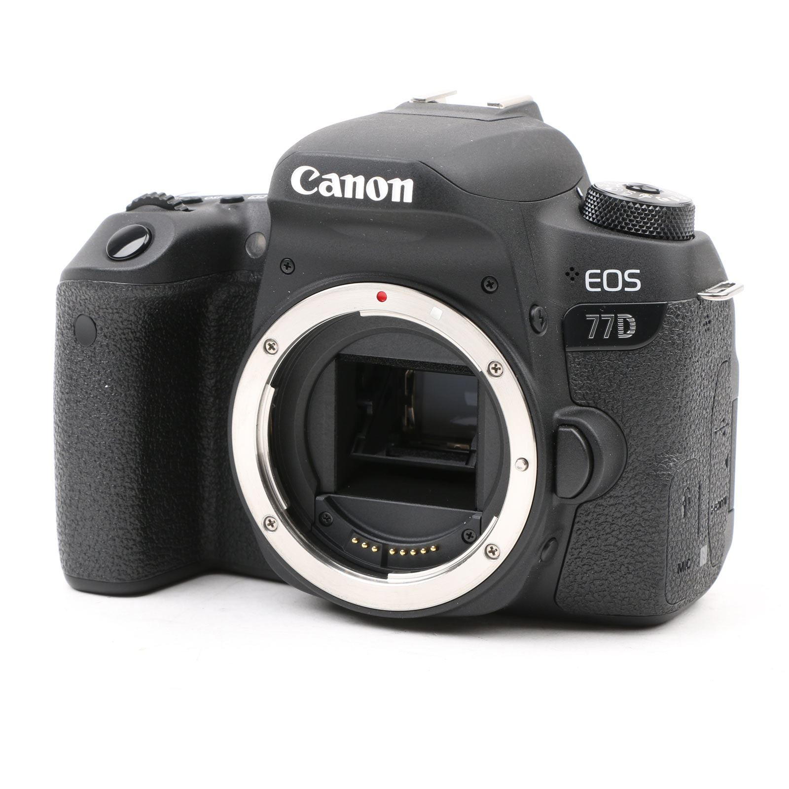 Image of Used Canon EOS 77D Digital SLR Camera Body