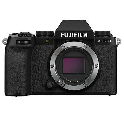 Image of Fujifilm X-S10 Digital Camera Body