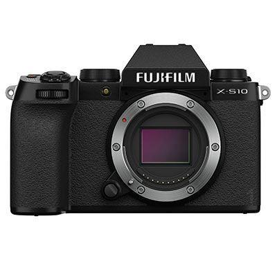 Fujifilm X-S10 Digital Camera Body