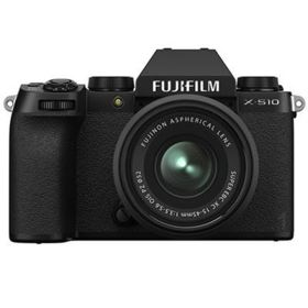 Fujifilm X-S10 Digital Camera with XC 15-45mm lens