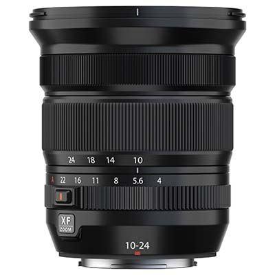 Image of Fujifilm XF 10-24mm f4 R OIS WR Lens
