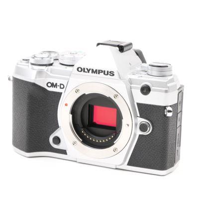 Used Olympus OM-D E-M5 Mark III Digital Camera Body - Silver