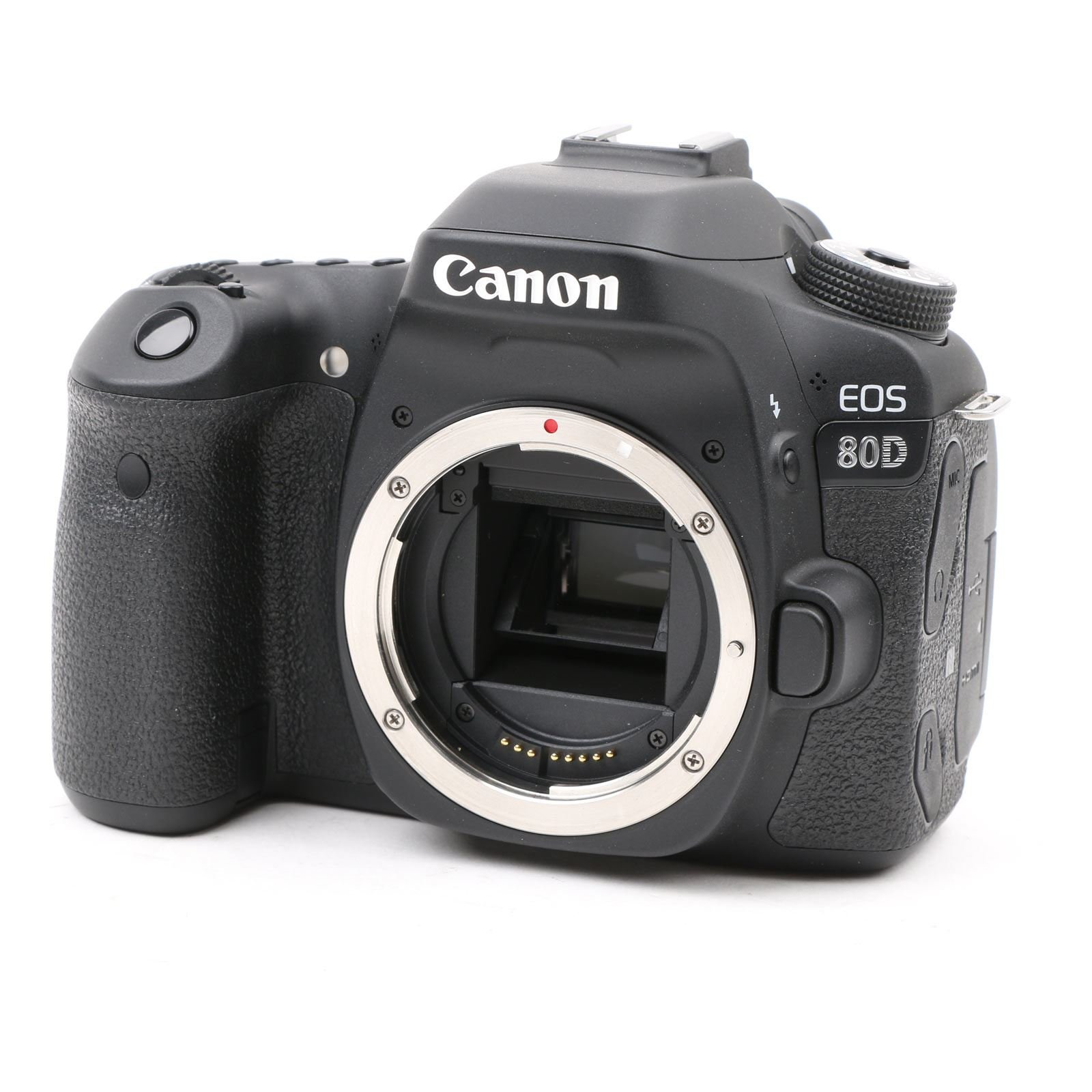 Image of Used Canon EOS 80D Digital SLR Camera Body