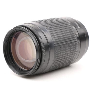Used Nikon AF 70-300mm f4-5.6 G Black