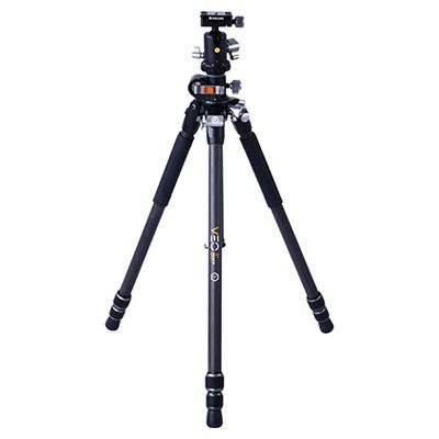 Image of Vanguard VEO 3+ 263CB Carbon Fibre Tripod with Ball Head