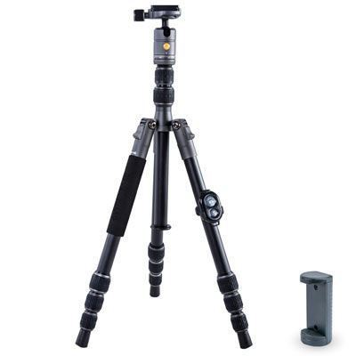 Image of Vanguard VEO 3GO 204CB Carbon Fibre Travel Tripod