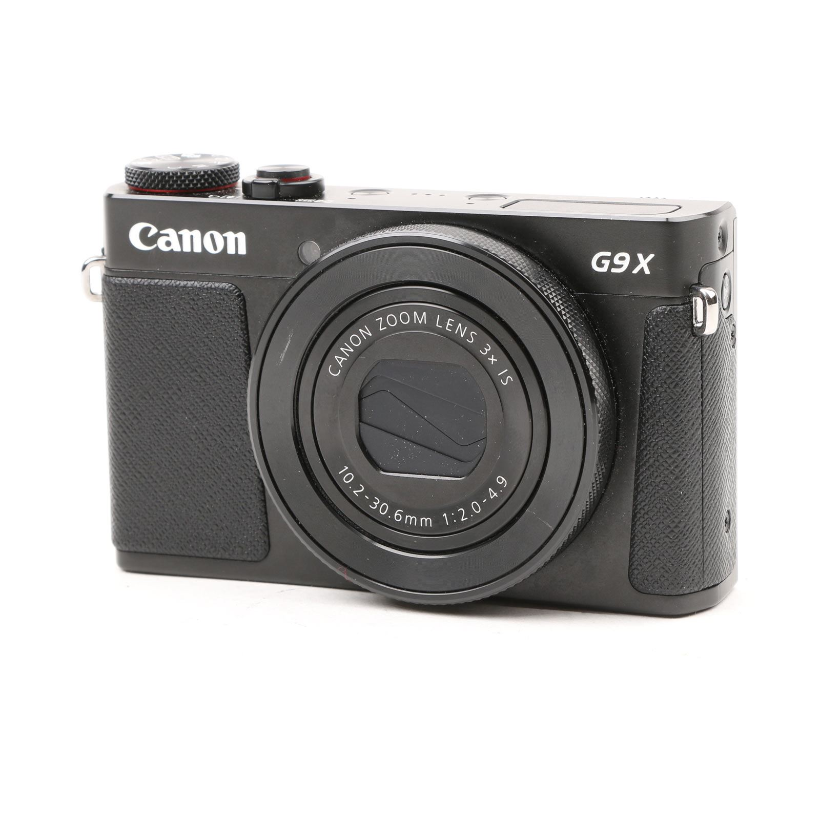 Image of Used Canon PowerShot G9 X Mark II Digital Camera - Black