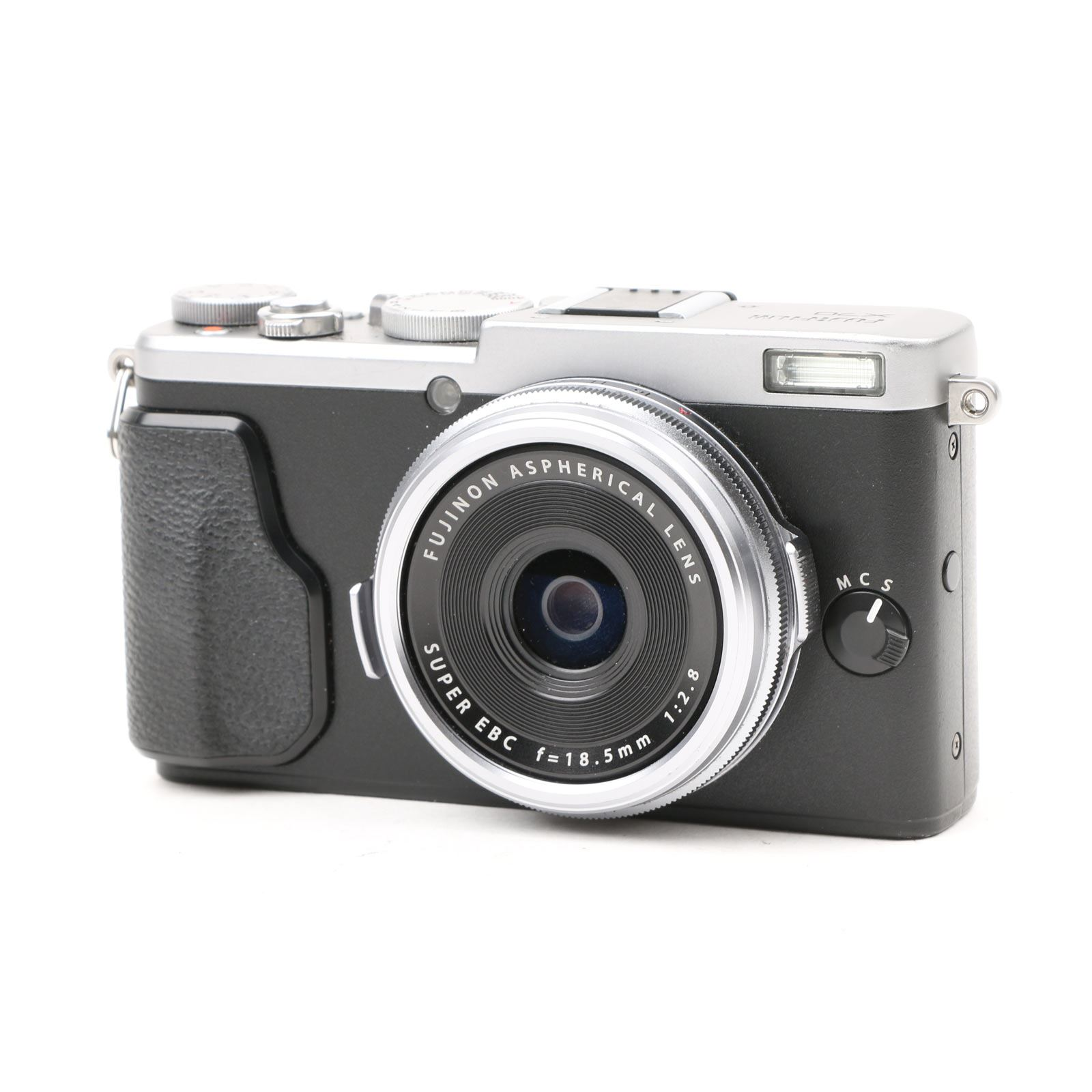 Image of Used Fuji X70 Digital Camera - Silver