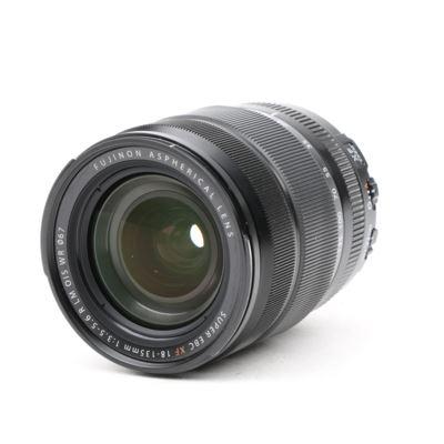Used Fujifilm XF 18-135mm f3.5-5.6 WR LM R OIS Lens