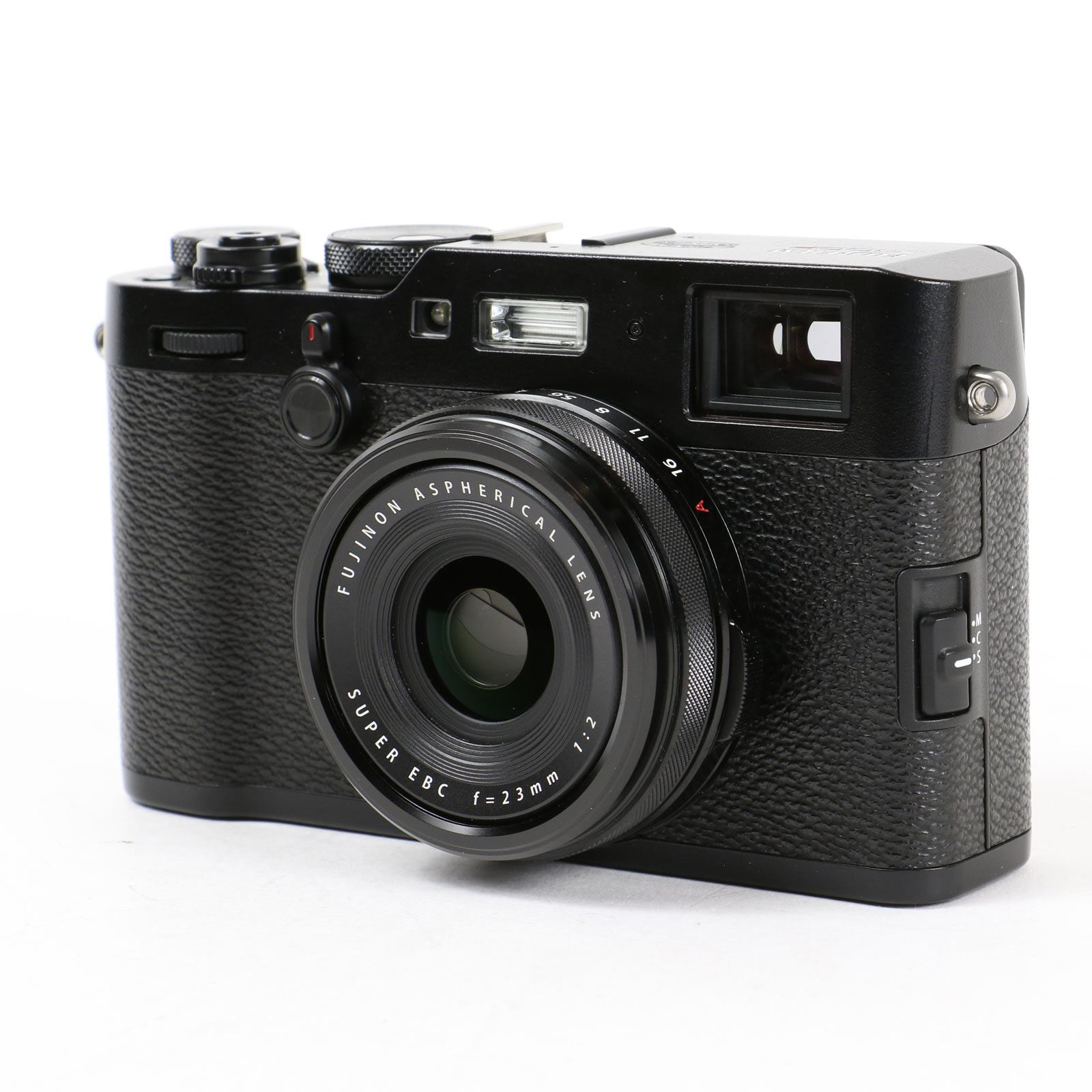 Image of Used Fujifilm X100F Digital Camera - Black
