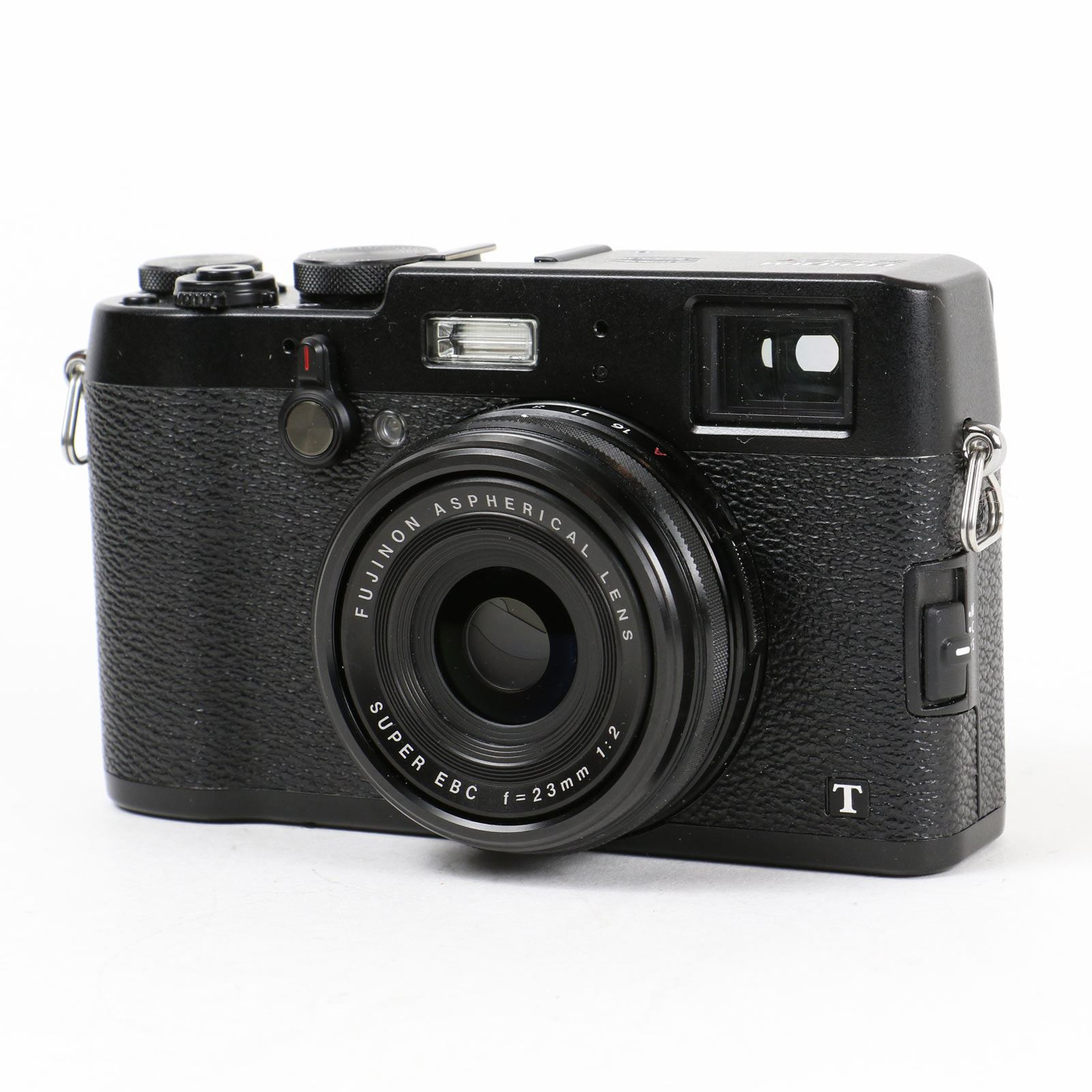 Image of Used Fuji X100T Digital Camera - Black