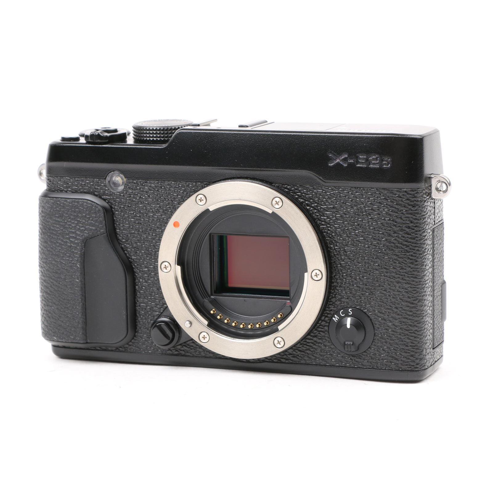 Image of Used Fujifilm X-E2S Digital Camera Body - Black