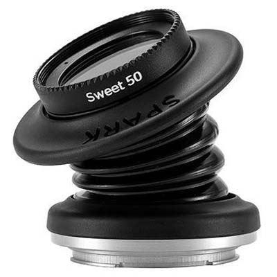 Lensbaby Spark 2.0 Lens - Nikon F Fit