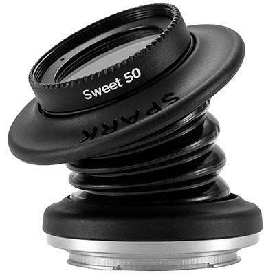 Image of Lensbaby Spark 2.0 Lens - Canon RF Fit