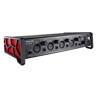 Image of Tascam US-4x4HR High-Resolution USB Audio/MIDI Interface