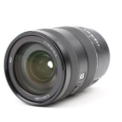 Used Sony E 16-55mm f2.8 G Lens