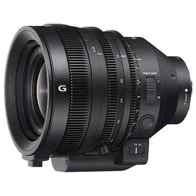 Sony SELC1635G FE C 16-35mm T3.1 G full-frame Cinema Lens