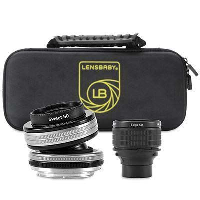 Lensbaby Optic Swap Intro Collection - Pentax K Fit