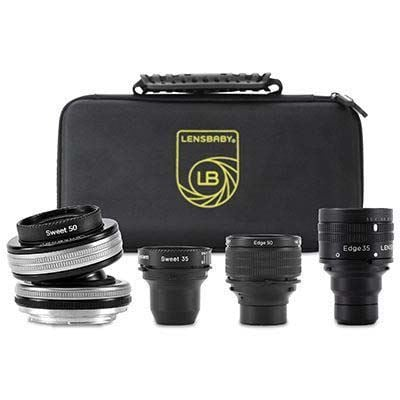 Lensbaby Optic Swap Founders Collection – Nikon F Fit