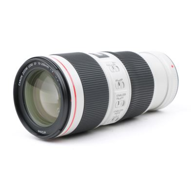 Used Canon EF 70-200mm f4 L IS II USM Lens
