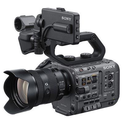 Sony FX6 Full-Frame Cinema Line Camcorder