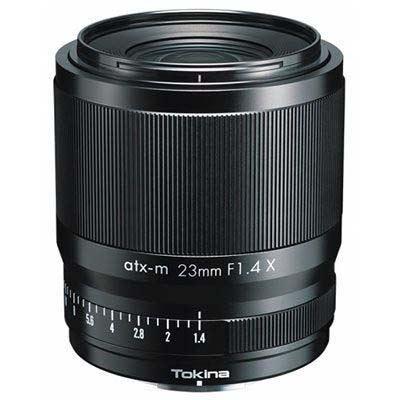 Tokina atx-m 23mm f1.4 Lens - Fujifilm X