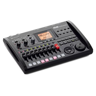 Image of Zoom R8 Recorder Interface Controller Sampler