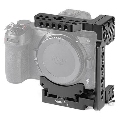 SmallRig Quick Release Half Cage for Nikon Z5/Z6/Z7/Z6 II/Z7 II Camera - CCN2262