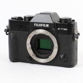 Used Fujifilm X-T30 Digital Camera Body - Black