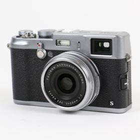 Used Fuji FinePix X100S Digital Camera - Silver