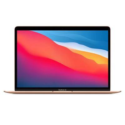 Apple MacBook Air 13-inch, Apple M1 chip, 8-core CPU, 7-core GPU, 8GB/256GB SSD - Gold
