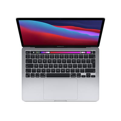 Apple MacBook Pro 13-inch TB Apple M1 chip, 8-core CPU, 8-core GPU, 8GB/256GB SSD - Space Grey